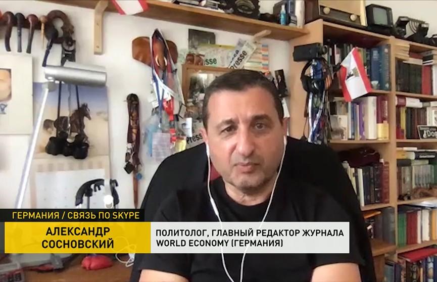 Издатель журнала World Econоmy о ситуации в Беларуси