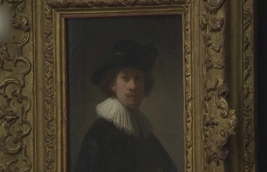 Автопортрет Рембрандта продали за $18,7 миллионов
