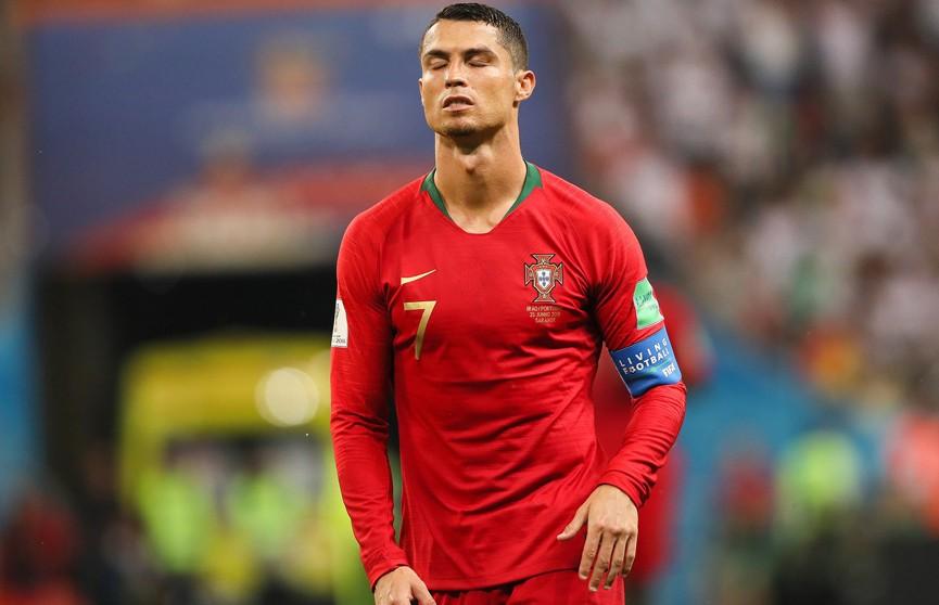 Криштиану Роналду попросил не вызывать его в сборную Португалии на осенние матчи