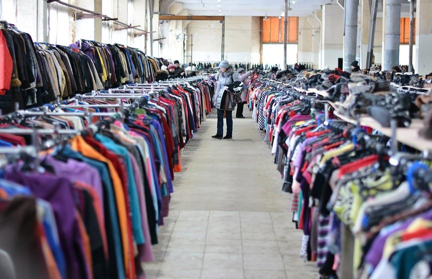 Секонд-хендам разрешат торговать только ношенной одеждой.
