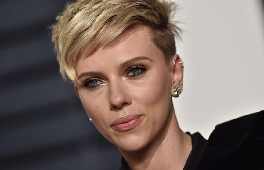 Скарлетт Йоханссон – самая дорогая актриса этого года