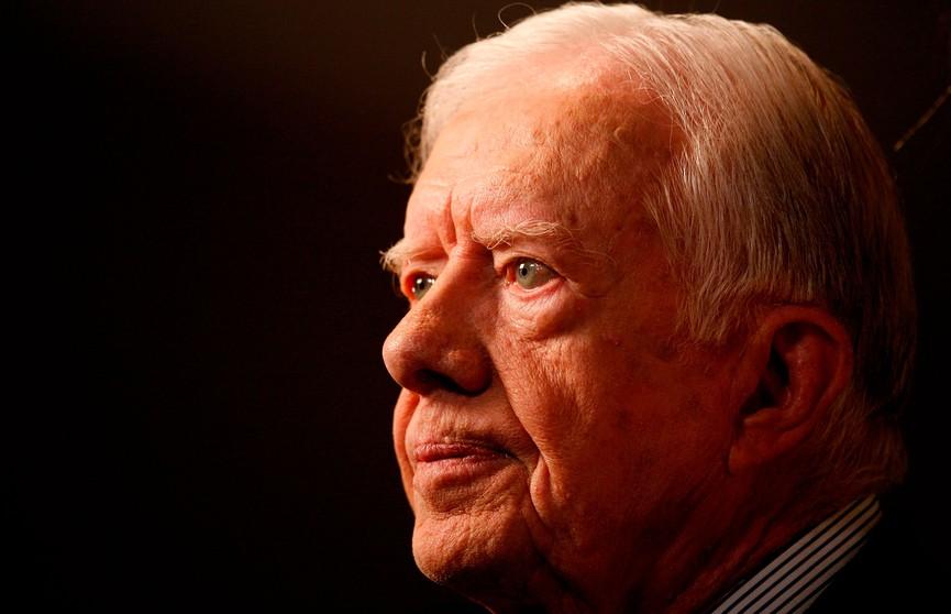 Джимми Картер стал самым старым президентом США