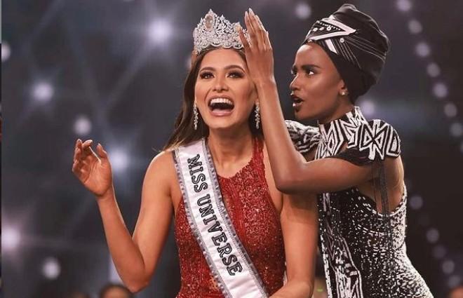 26-летняя жительница Мексики стала «Мисс Вселенной»