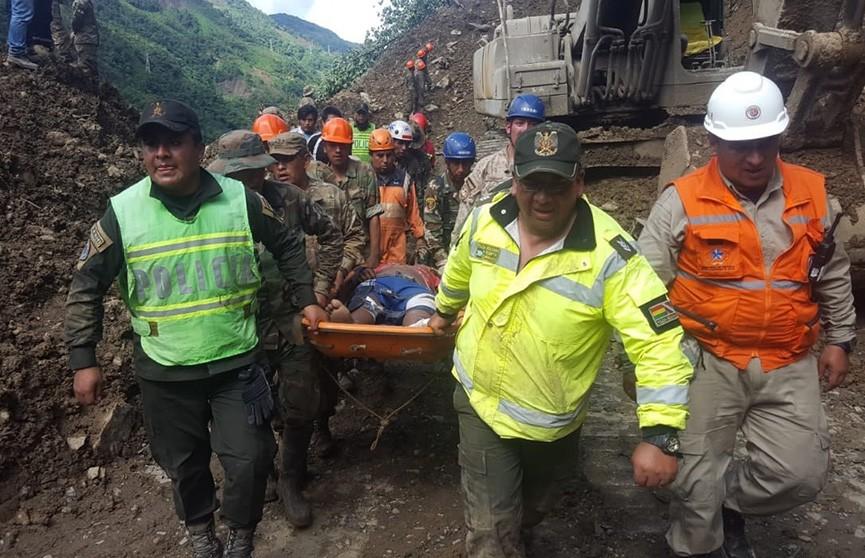 Два оползня сошли в Боливии: как минимум 16 человек погибли