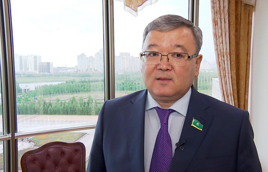 Аскар Бейсенбаев станет новым послом Казахстана в Беларуси