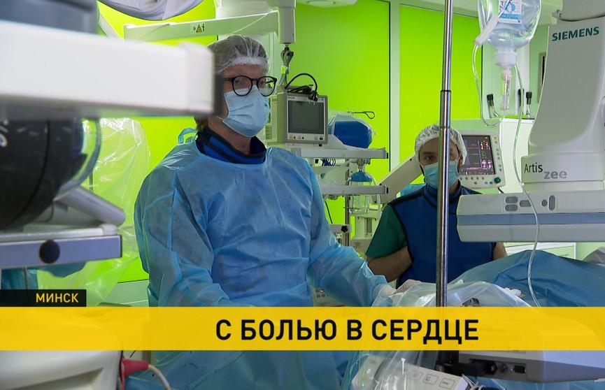 Пикет медиков РНПЦ «Кардиология»: безответственность или неуважение к коллегам и пациентам?