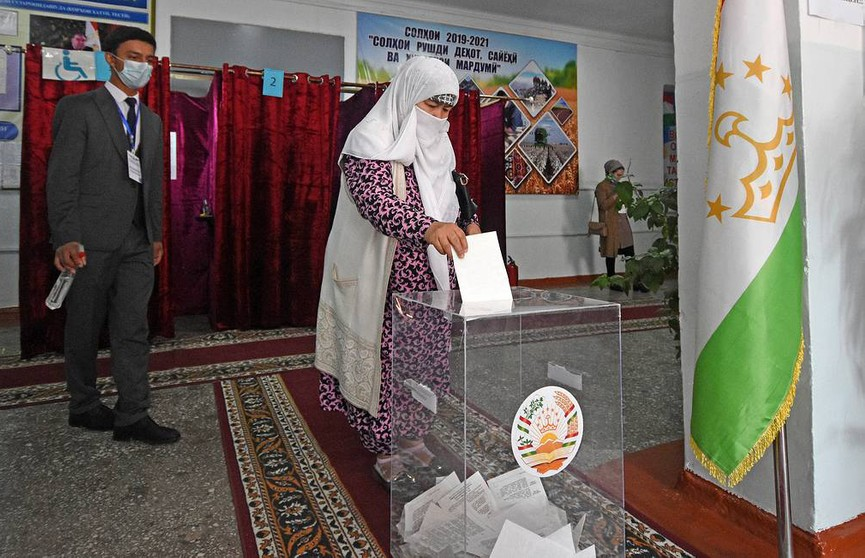 Голосование на выборах президента Таджикистана завершилось