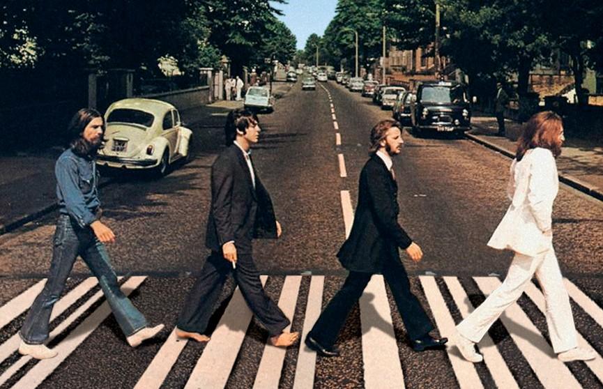 50 лет исполняется самому известному снимку в истории мирового рока