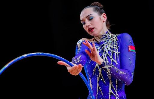 Белорусская гимнастка Екатерина Галкина заболела коронавирусом