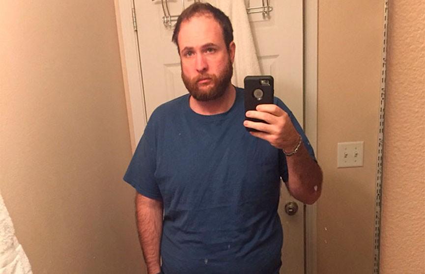 Невероятное преображение! Посмотрите, как мужчина выглядит после отказа от алкоголя (ФОТО)