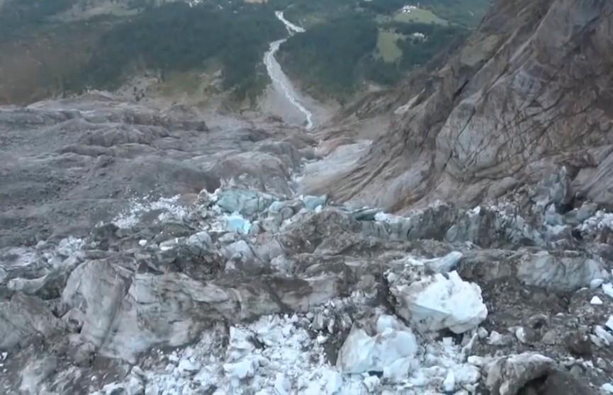 В Альпах тают ледники: прогнозы ученых неутешительны