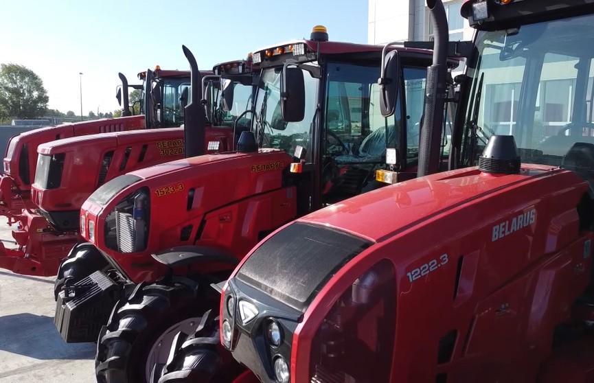 В Омском государственном аграрном университете имени Столыпина открылся учебный класс Минского тракторного завода