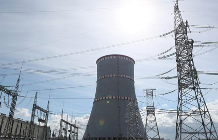 На первом блоке БелАЭС выполнили пробный пуск турбины
