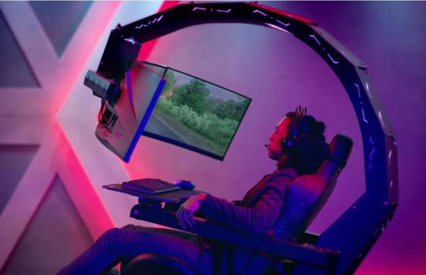 Acer создала кресло для геймеров