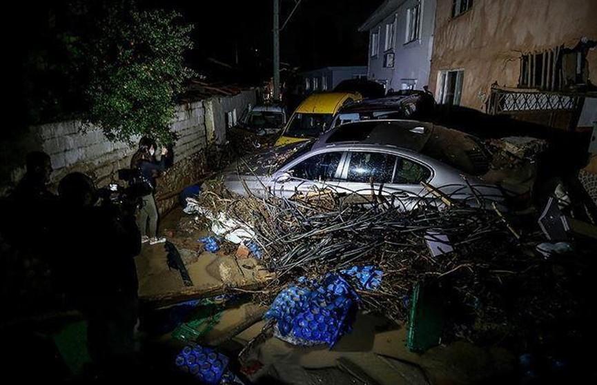 5 человек погибли из-за наводнения на северо-западе Турции