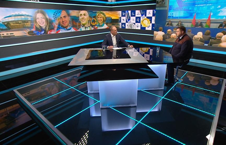 «Спорт – это здоровье нации»: где белорусскому спорту надо поднажать?