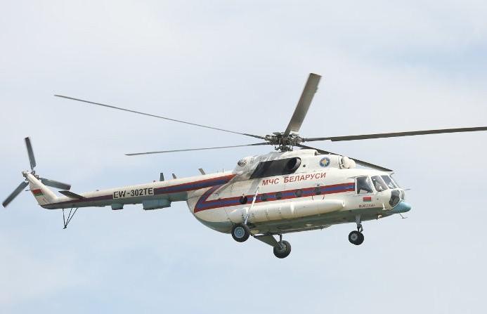 Авиация МЧС Беларуси помогает тушить пожары в Турции