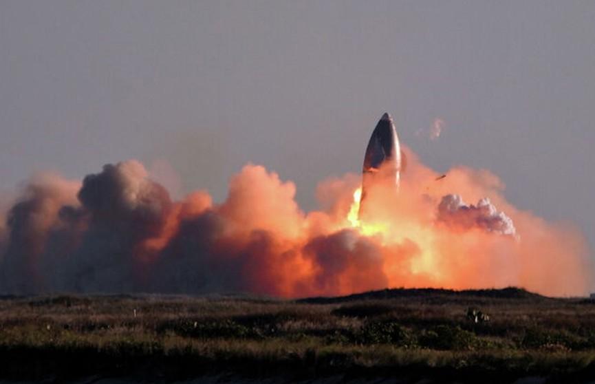 SpaceX завершила установку прототипа межпланетной ракеты Starship, которая полетит на Марс
