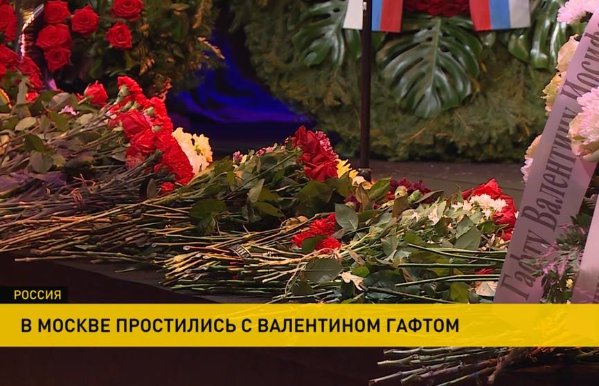 Садальский высказался опохоронах Валентина Гафта