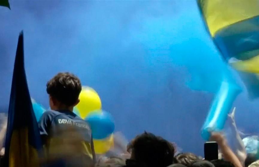 «Бока Хуниорс» и «Ривер Плейт» отказались переносить ответный матч финала в Мадрид