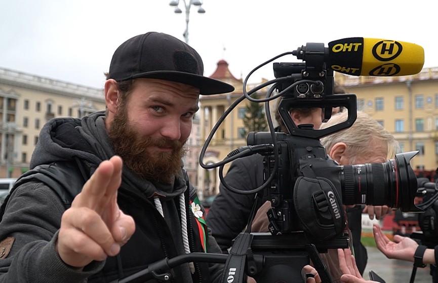 Репортеры и ведущие ОНТ рассказали о работе на ТВ, жизни в кадре и за кадром