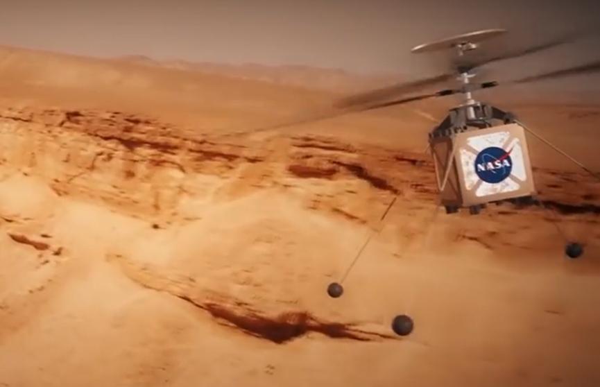 NASA завершило испытания вертолёта для Марса