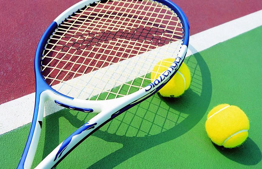 В Беларуси возобновятся все турниры под эгидой теннисной федерации