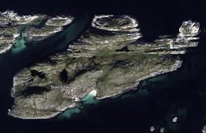 Необитаемый остров продают в Норвегии за 200 тысяч евро