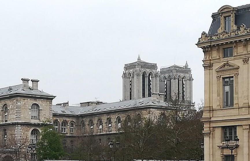 Пожар в соборе Парижской Богоматери не уничтожил орган