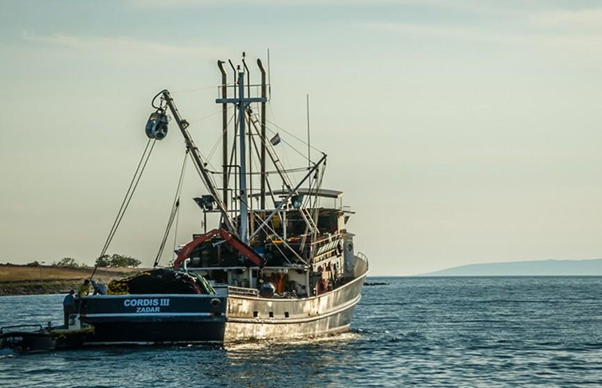 В Гвинейском заливе пираты хотели захватить судно, шедшее под флагом Либерии