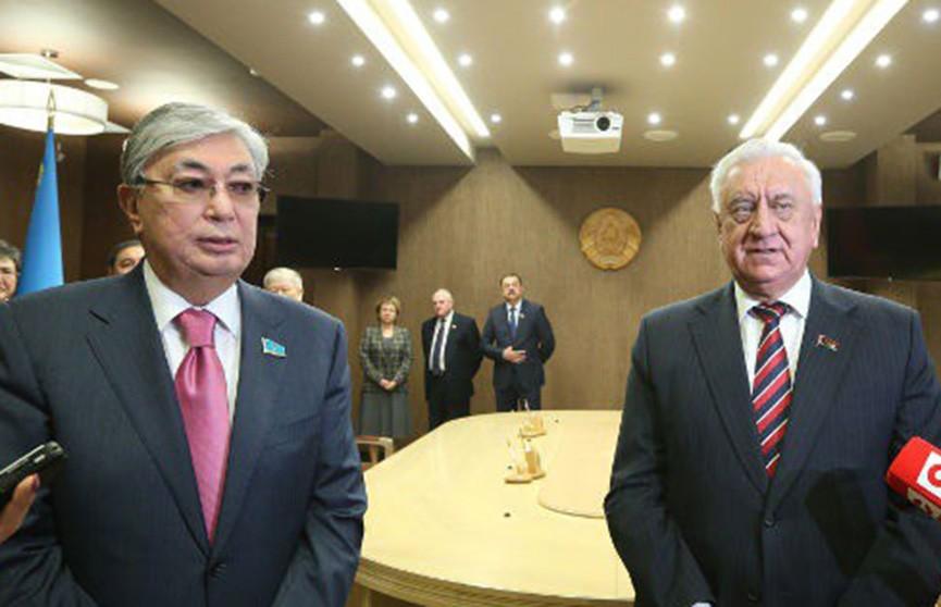 Беларусь и Казахстан договорились развивать инновационные проекты