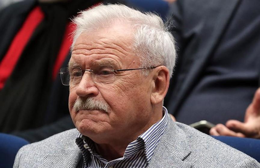 Актер Сергей Никоненко переболел коронавирусом