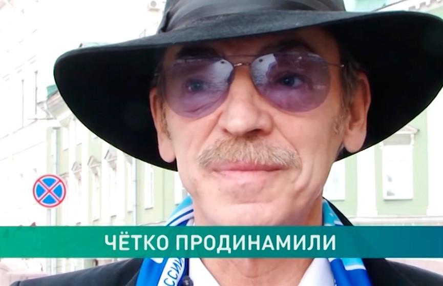 «Кошмар какой!» Михаил Боярский прокомментировал проигрыш «Зенита» минскому «Динамо»