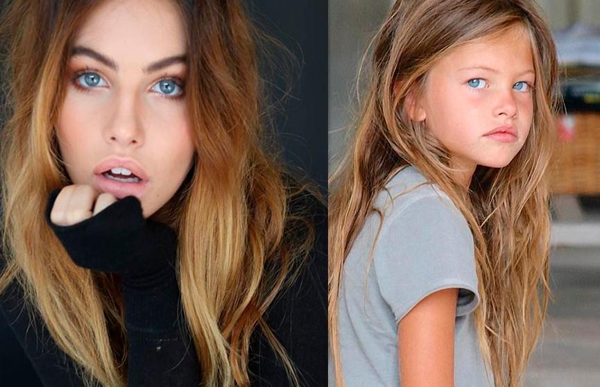 Как изменилась самая красивая девочка в мире