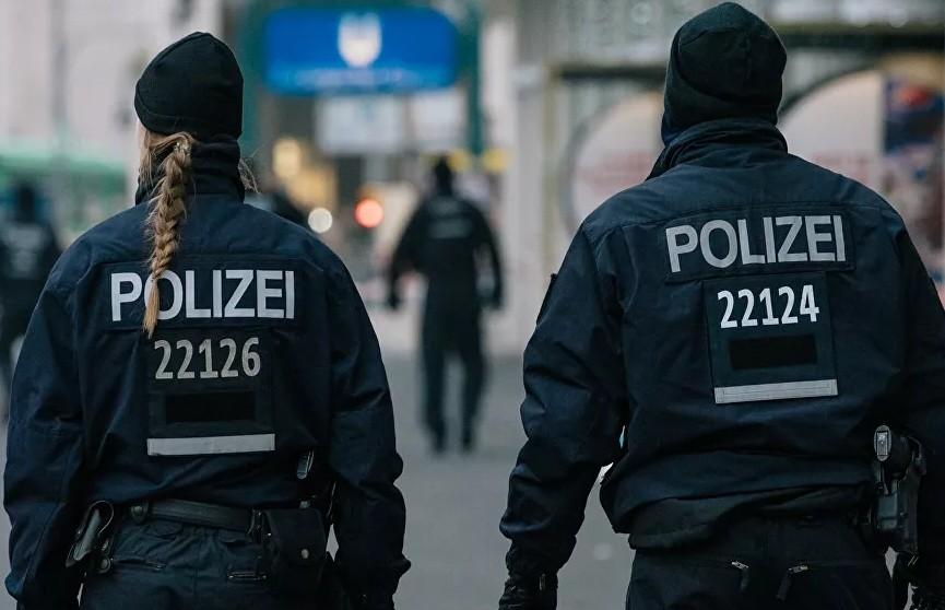 В Берлине задержали двух мужчин, у которых нашли взрывное устройство