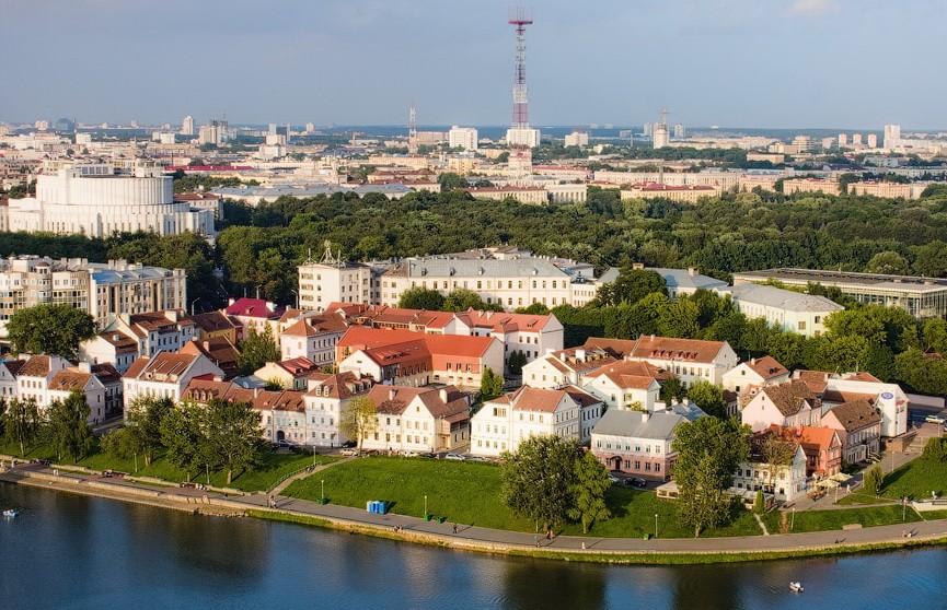 Минск вошёл в список самых безопасных городов мира