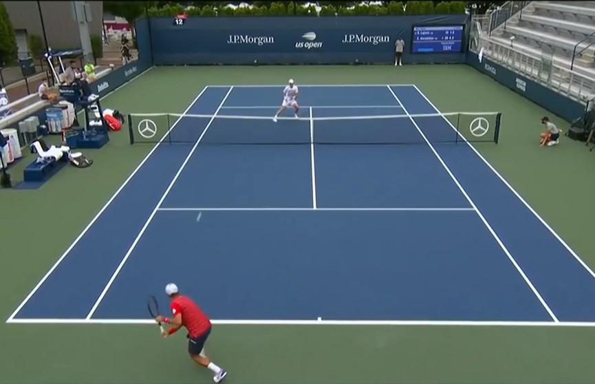 Егор Герасимов выбыл из теннисного турнира в Австрии