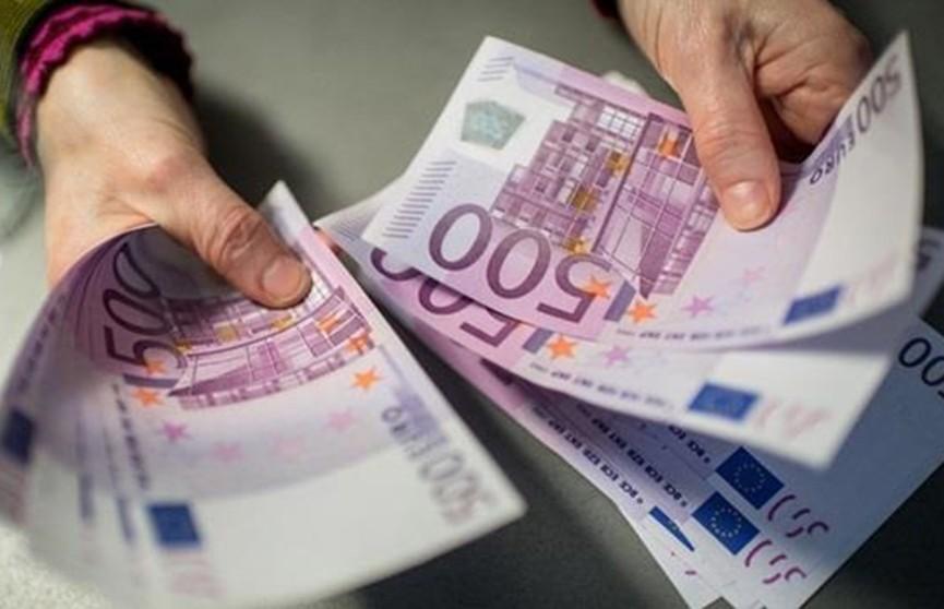 Европейский центробанк начинает изымать из оборота банкноты в €500