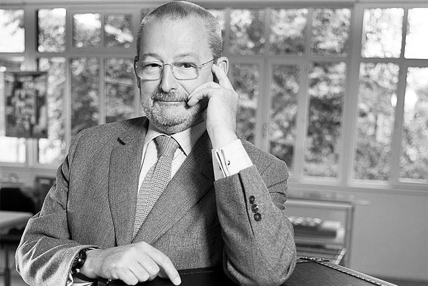 Умер французский модельер Патрик-Луи Виттон