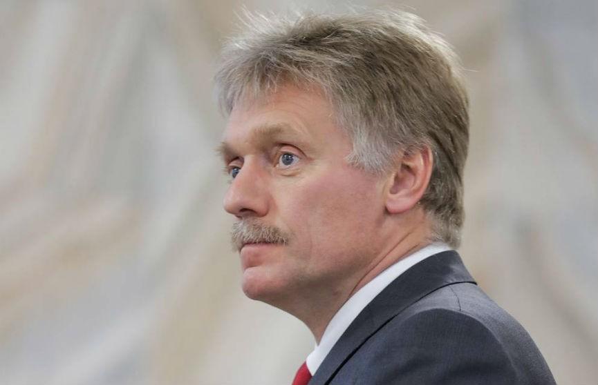 Песков: резерв из российских силовиков, созданный на границе с Беларусью, будет отозван
