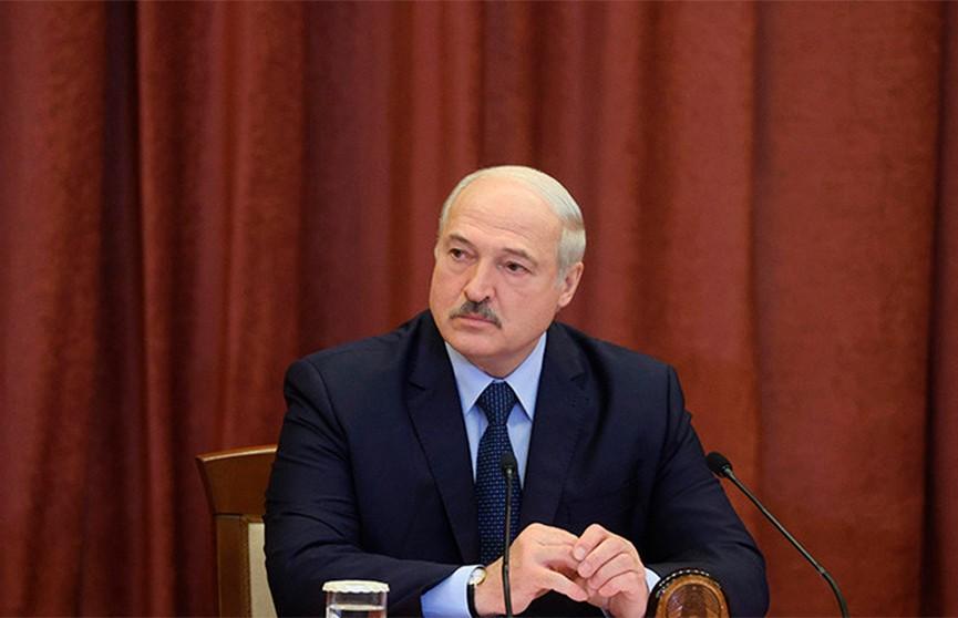 Лукашенко в НАН: Развитие науки определяет будущее
