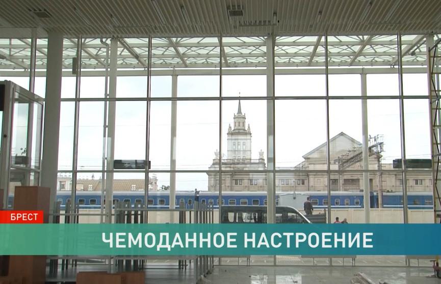 Новый вокзал в Бресте: сложный архитектурный проект, современный дизайн, историческая постройка,  GPS-система