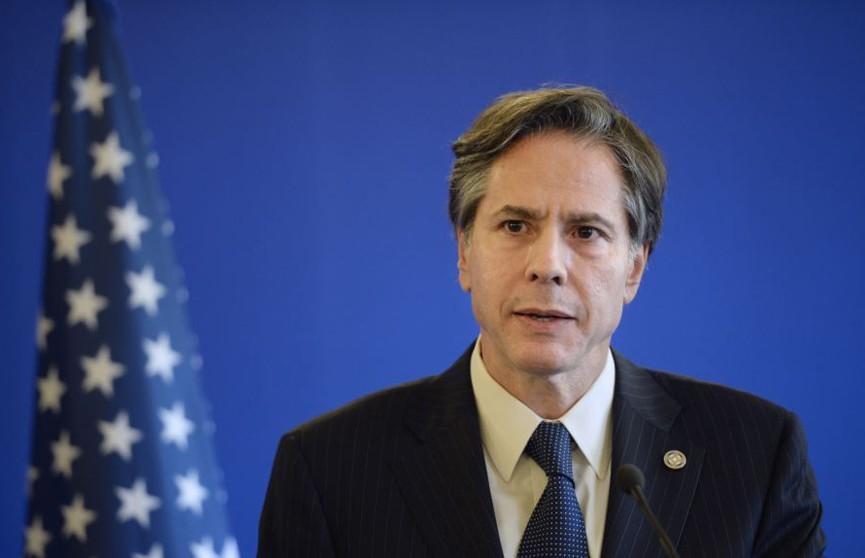 Энтони Блинкен утверждён на должность госсекретаря США