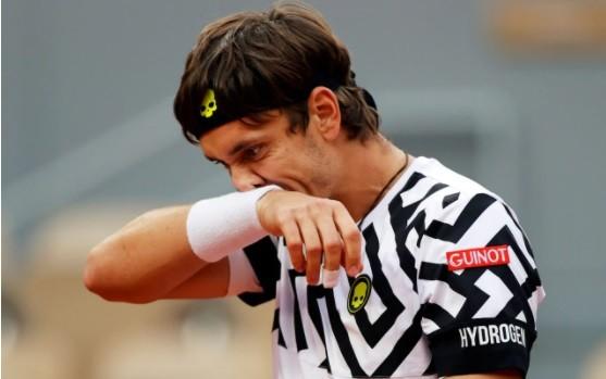 Егор Герасимов проиграл второй ракетке мира в открытом чемпионате Франции по теннису