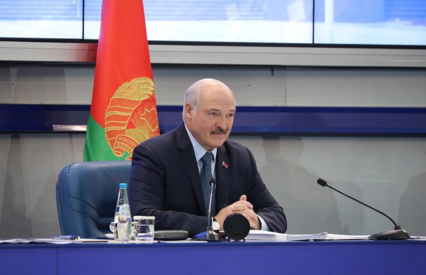 Лукашенко – спортсменам на Олимпийском собрании НОК Беларуси: Теория одна – надо работать, иного не дано