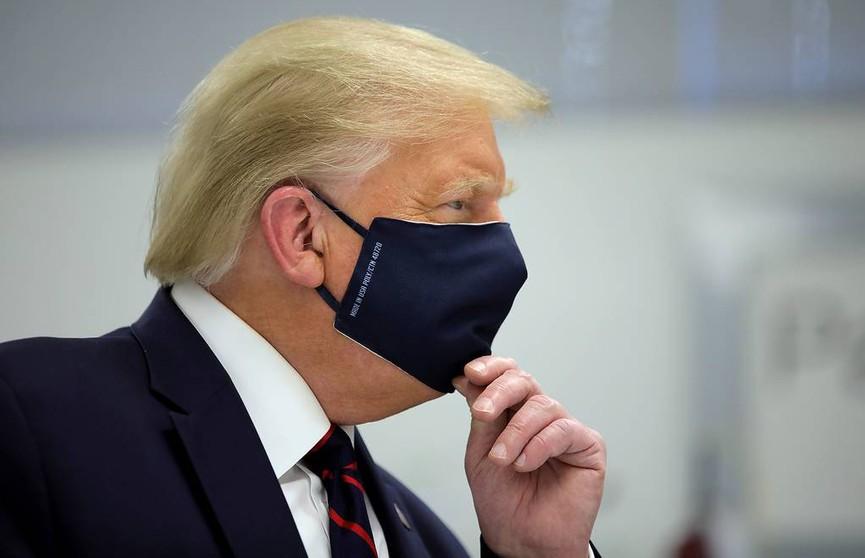 Антитела к коронавирусу обнаружили у Трампа