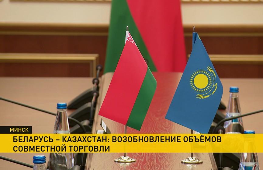 Беларусь и Казахстан обсудили перспективы сотрудничества в области сельского хозяйства