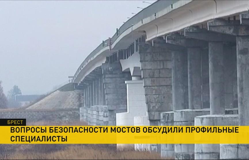 Вопросы безопасности мостов обсудили профильные специалисты в Бресте