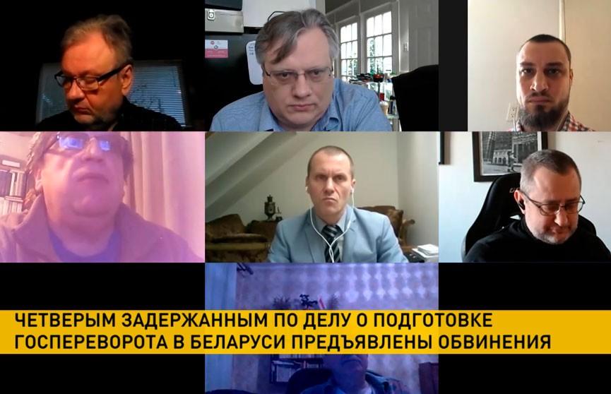 Задержанным по делу о подготовке госпереворота в Беларуси и покушения на Александра Лукашенко предъявлены обвинения