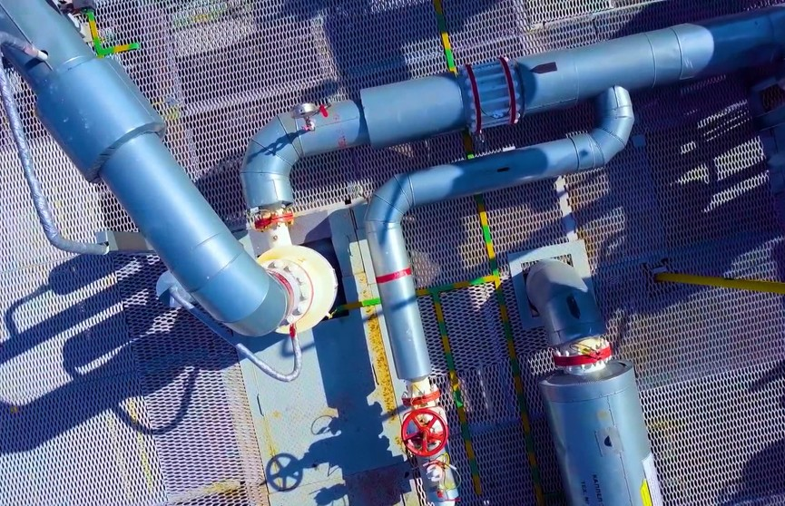 Ещё одна ветка нефтепровода «Дружба» очищена от некачественных углеводородов
